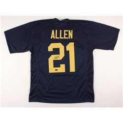 Keenan Allen Signed California Golden Bears Jersey (Radtke COA)