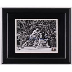 "Ed ""Too Tall"" Jones Signed Dallas Cowboys 13.5x16.5 Custom Framed Photo Display (Steiner COA)"