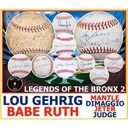 Mystery Ink New York Yankees Baseball Mystery Box Edition! 1 Yankees Signed Baseball In Every Box! O