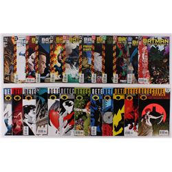 "Lot of (24) 1998-2002 ""Detective Comics"" #721-#768 DC Comic Books"