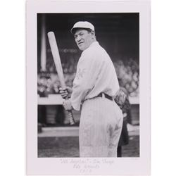 """Historical Photo Archive - Jim Thorpe """"All American"""" Limited Edition 10x14.5 Fine Art Giclee on Pape"""