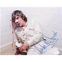 "Malcolm McDowell Signed ""A Clockwork Orange"" 11x14 Photo (JSA COA)"
