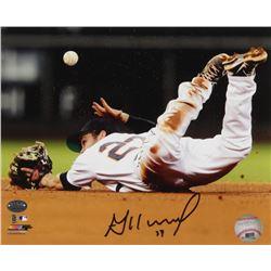 Jose Altuve Signed Houston Astros 8x10 Photo (Altuve Hologram)