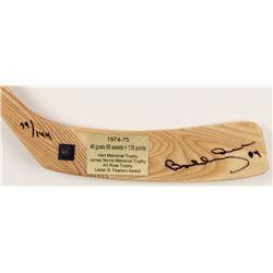 Bobby Orr Bruins Signed LE Victoriaville Pro Game Model Hockey Stick (Orr COA)