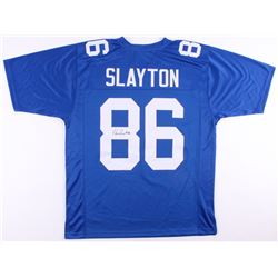 Darius Slayton Signed New York Giants Jersey (JSA COA)
