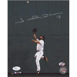 Johnny Damon Signed Boston Red Sox 8x10 Photo (JSA COA  Sure Shot Promotions Hologram)