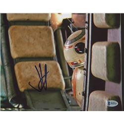 "J. J. Abrams Signed ""Star Wars"" 8x10 Photo (Beckett COA)"