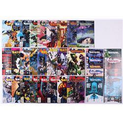 """Lot of (34) 2000-06 """"Batgirl"""" #1-#73 DC Comic Books"""