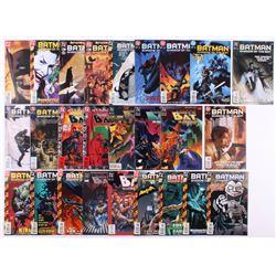 "Lot of (26) 1992-2000 ""Batman: Shadow of the Bat"" #1-#94 DC Comic Books"