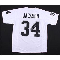 Bo Jackson Signed Oakland Raiders Jersey (Radtke COA  Jackson Hologram)
