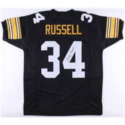 Andy Russell Signed Pittsburgh Steelers Jersey (JSA COA)