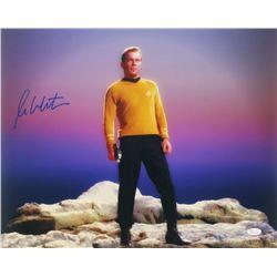 "William Shatner Signed ""Star Trek"" 16x20 Photo (JSA COA)"