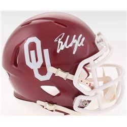 Baker Mayfield Signed Oklahoma Sooners Speed Mini Helmet (Beckett COA)
