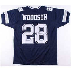 Darren Woodson Signed Dallas Cowboys Jersey (JSA COA)