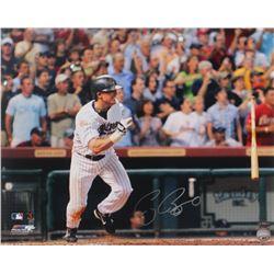 Craig Biggio Signed Houston Astros 16x20 Photo (TriStar Hologram)