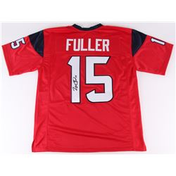 Will Fuller Signed Houston Texans Jersey (JSA COA)