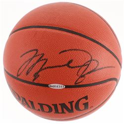 Michael Jordan Signed Official NBA Game-Ball (UDA COA)