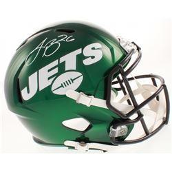 Le'Veon Bell Signed New York Jets Full-Size Speed Helmet (PSA COA)