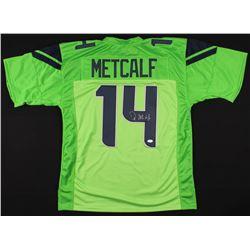 D.K. Metcalf Signed Seattle Seahawks Jersey (JSA COA)