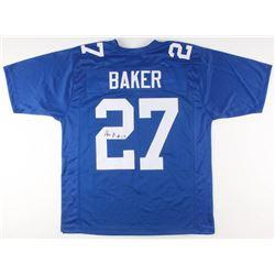 Deandre Baker Signed New York Giants Jersey (JSA COA)