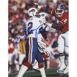 Joe Ferguson Signed Buffalo Bills 8x10 Photo (Beckett COA)