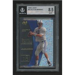 1998 E-X2001 #54 Peyton Manning RC (BGS 8.5)