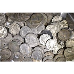 150 CIRC BUFFALO NICKELS