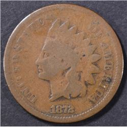 1872 INDIAN CENT GOOD
