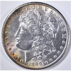 1899-O MORGAN DOLLAR  CH BU