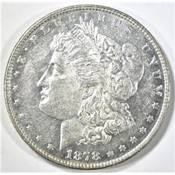 1878 7TF REV 78 CH BU MORGAN DOLLAR