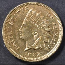 1862 INDIAN CENT CH BU