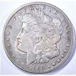 1903-S MORGAN DOLLAR   XF   KEY DATE