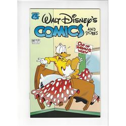 Walt Disneys Comics and Stories Issue #587 by Gladstone Publishing