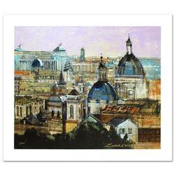 Rome Rooftops by Zwarenstein, Alex
