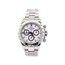 Rolex Stainless Steel Daytona Cosmograph