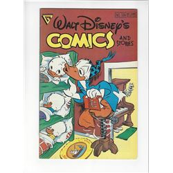 Walt Disneys Comics and Stories Issue #539 by Gladstone Publishing