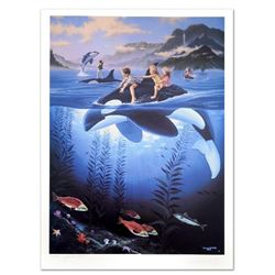 Whale Rides by Wyland & Warren