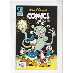 Walt Disneys Comics and Stories Issue #566 by Disney Comics