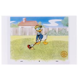 Donald's Golf Game by The Walt Disney Company Limited Edition Serigraph