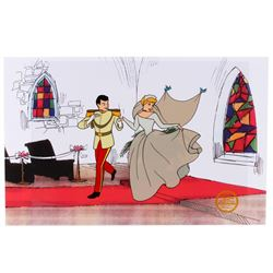 Cinderella by The Walt Disney Company Limited Edition Serigraph