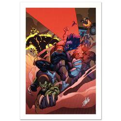 Secret Invasion: X-Men #1 by Stan Lee - Marvel Comics