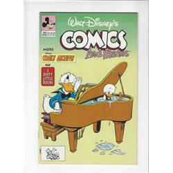 Walt Disneys Comics and Stories Issue #562 by Disney Comics