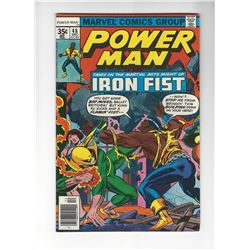 Power Man Issue #48 by Marvel Comics