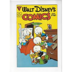 Walt Disneys Comics and Stories Issue #518 by Gladstone Publishing