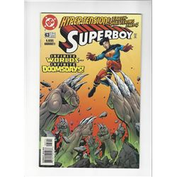 Superboy Issue #63 by DC Comics