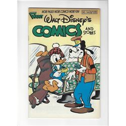 Walt Disneys Comics and Stories Issue #544 by Gladstone Publishing