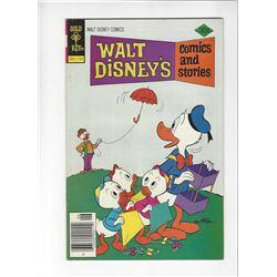 Walt Disneys Comics and Stories Issue #706 Gold Key Comics