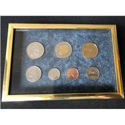 1999 UNC 7 PIECE CANADIAN COIN SET