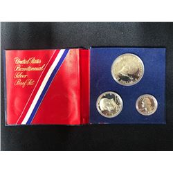 1776-1996 UNITED STATES BICENTENNIAL SILVER PROOF SET