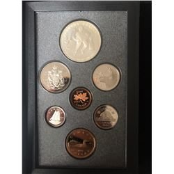 1993 Canadian Stanley Cup Canada 7 Coin Proof Double Dollar Prestige Set